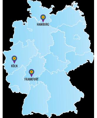 F2F Map